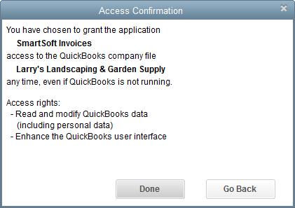 SmartSoft Invoices - Help